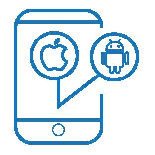 خدمات تنفيذ تطبيقات الجوال على نظامي IOS و Android